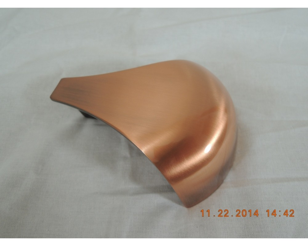 Pool Table Rail Cap Bronze - Pool table rail caps